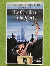 LDVELH LE CARILLON DE LA MORT Les Messagers du temps Livre dont vous etes hero