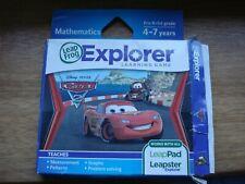 leapfrog leappad leapster explorer cars 2 game