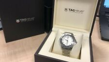 Tag Heuer Aquaracer 41mm, steel bracelet, used with good condition, WAF 1015