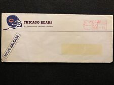 1984  ****CHICAGO BEARS**** {{{HELMET-VIGNETTE}}}  ADVERTISING COVER!  SCARCE!!