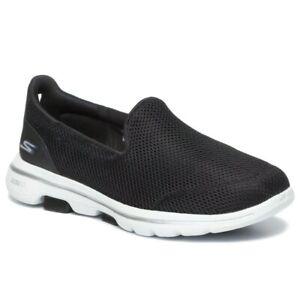Skechers Go Walk 5 Donna Scarpe Senza Lacci Mocassino Sneaker Sportive Casual