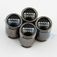 Vehicle Parts Accessory Titanium Air Wheel Tire Tyre Valve Caps For Range Rover