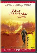 What Dreams May Come Dvd Robin Williams New