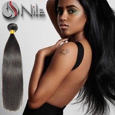 10A Indian Human Straight Hair Extensions 100% Real Authentic Virgin REMY