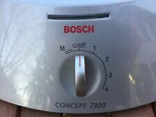 BOSCH Küchenmaschine MUM7 CONCEPT 7300 Edition 50 Motorblock