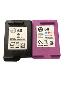 Genuine HP60 Black & Colour Ink cartridges For HP F2410 D2500 F4200 C4780 F4480