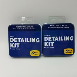 Otterbox Detailing Kit for Your Phone Mobile Device Care Kit Set of 2 NEW