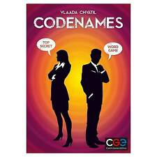 Codenames Card Game by Vlaada Chvatil 00031cge