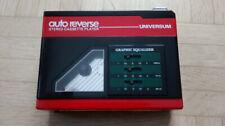 Walkman Kassetten-Player mit Auto-Reverse und Equalizer