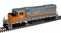 Atlas HO Scale 10002697 DMVW GMDD GP40-29(W) Locomotive 9442 DCC Ready
