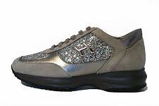 AMC1_HOGA(39.5) Scarpa Scarpe Sneakers HOGAN 39.5 donna Grigio