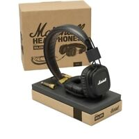 Wired Marshall Major I  Remote  Headphones Noise Deep Bass Headset Sport Music
