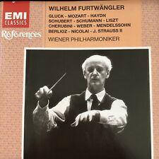 Wilhelm Furtwängler in Vienna. Wiener Philharmoniker (1998) 3 CDs