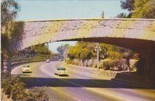 50's Road Scene-RIVERSIDE, California