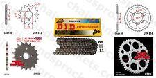 Suzuki GS450 E/S-E,F,G,H,J 84-88 DID X Ring Chain Kit 16/45t 530/110