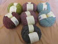 New Sublime Luxurious Tweed Dk Yarn Skein 50g/148yd Multiple Colors Available