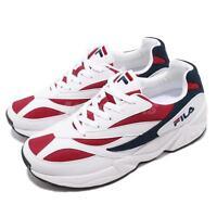 Fila Venom 94 White Red Navy Men Women Running Lifestyle Daddy Shoes Sneakers