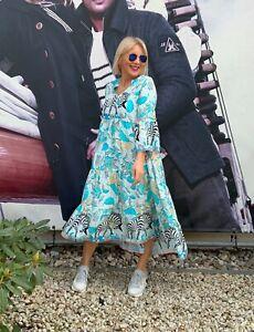 Sommer- Midi -Kleid ´von LOVE -SARAH  Neue Kollektion!!!