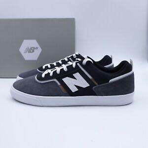Size 14 Men's New Balance 306 Numeric Jamie Foy Sneakers NM306GBG Black/Grey