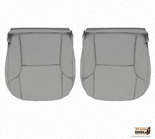 2005-2006 Toyota 4Runner Limited Driver & Passenger Vinyl Bottom Seat Cover Gray