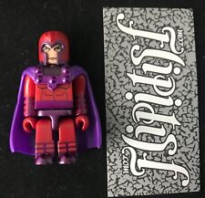 VTG MEDICOM MARVEL XMEN MAGNETO BEARBRICK BE@RBRICK 100% KUBRICK FIGURE END GAME