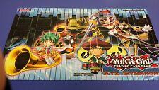 1x  Playmat Yu-gi-oh! Xyz Symphony Maestroke Djinn New(Near Mint) Playmats