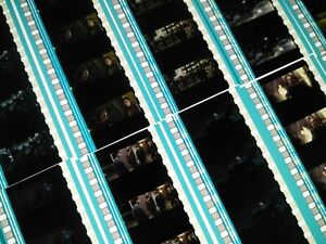 Harry Potter & The Deathly Hallows 1 60 x 35mm Genuine Film Cells 12 x Strips B