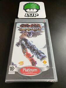 Tekken Dark Resurrection Sony PSP Brand New Sealed Free P+P
