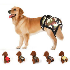 Female Dog Diapers Period Pants Reusable Washable Cover Up Panties Adjustable