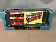 CSM COLLECTORS MODEL DENNIS DRAGON DOUBLE DECK BUS 1:76 SCALE DA101B CANON