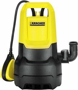 Kärcher Bomba Sumergible de Agua Sucia SP 3 Dirt (1.645-502.0) Bombeo 7000 L/h