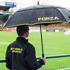 "FORZA Windproof Sports Umbrella - Golf Umbrella - Football Umbrella 60"" 5-STYLES"