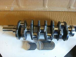 Ford Ranger WL Mazda B2500 2.5 td Engine Crankshaft + GASKET + RINGS  2006 + 16v