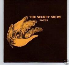 (C713) The Secret Show, Lovers - DJ CD