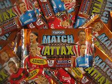 MATCH ATTAX Premier League 09/10 -- 20 Booster -- 120 Karten Cards