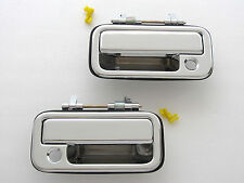 ISUZU TF TFR HOLDEN RODEO PAIR OF CHROME OUTSIDE DOOR HANDLE