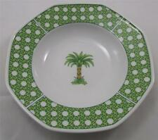Villeroy & and Boch Heinrich CARIBIC rimmed soup / dessert bowl 22.5cm