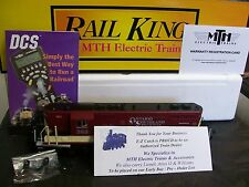 MTH Railking O Gauge GP-7 Non Powered Diesel Ontario Southern Railway Cab # 383