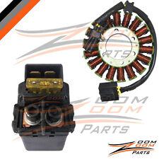 2004 - 2007 Honda CBR1000RR Magneto Stator Coil and Starter Relay Motorcycle NEW