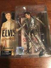 1956 ELVIS- THE YEAR IN GOLD FIGURE McFARLANE TOYS 2005 NIB