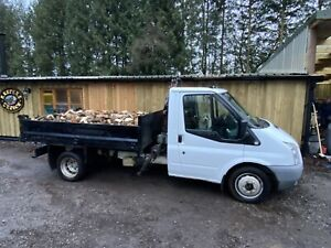 PICK-UP LOAD OF PART SEASONED FIREWOOD LOGS  2.5 Cubic Metres