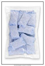 (50)10 Gram Foil-Packed Silica Gel Desiccant Pack FDA Approved Moisture Absorber
