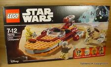 LEGO STAR WARS Luke Skywalker's Landspeeder Ben Kenobi Set 75173 NEW
