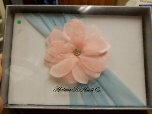 Pretty pastels guest book by Hortense B. Hewitt, Wedding pastel guest book