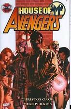 Avengers American Comics Novels