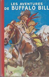 les aventures de buffalo bill (26 titres avec couvertures conservées) 1946