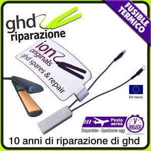 Fusibile Termico 240° Per GHD Pezzo Di Ricambio 3.1 4.0 4.1 4.2 5 ionco®