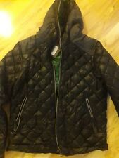 Duvetica men down jacket sixe XXL[suit 46] color Black new with ags