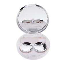 Portable Mini Contact Lens Holder Storage Soaking Box Case Container Travel