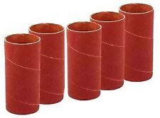 "Five Pack 6"" x 9"" Sleeves For Pneumatic Drum Sanders 150 Grit"